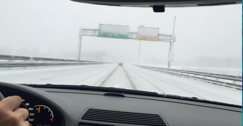 12 trikova za sigurnu zimsku vožnju