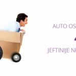 Auto osiguranje 45% jeftinije nego lani