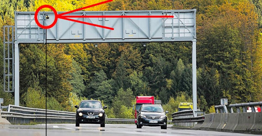 Vozači oprez - radarski sustav lovi i po Deželi