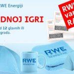"""Nagradna igra """"RWE vam plaća račune"""""""