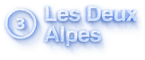 3. Les Deux Alpes
