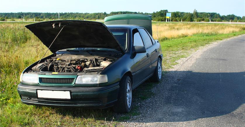 Djelomično kasko osiguranje za starija vozila