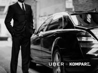 Kompare ti poklanja kupon za Uber vožnju!