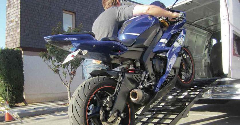 Kako napraviti unos novog motocikla?