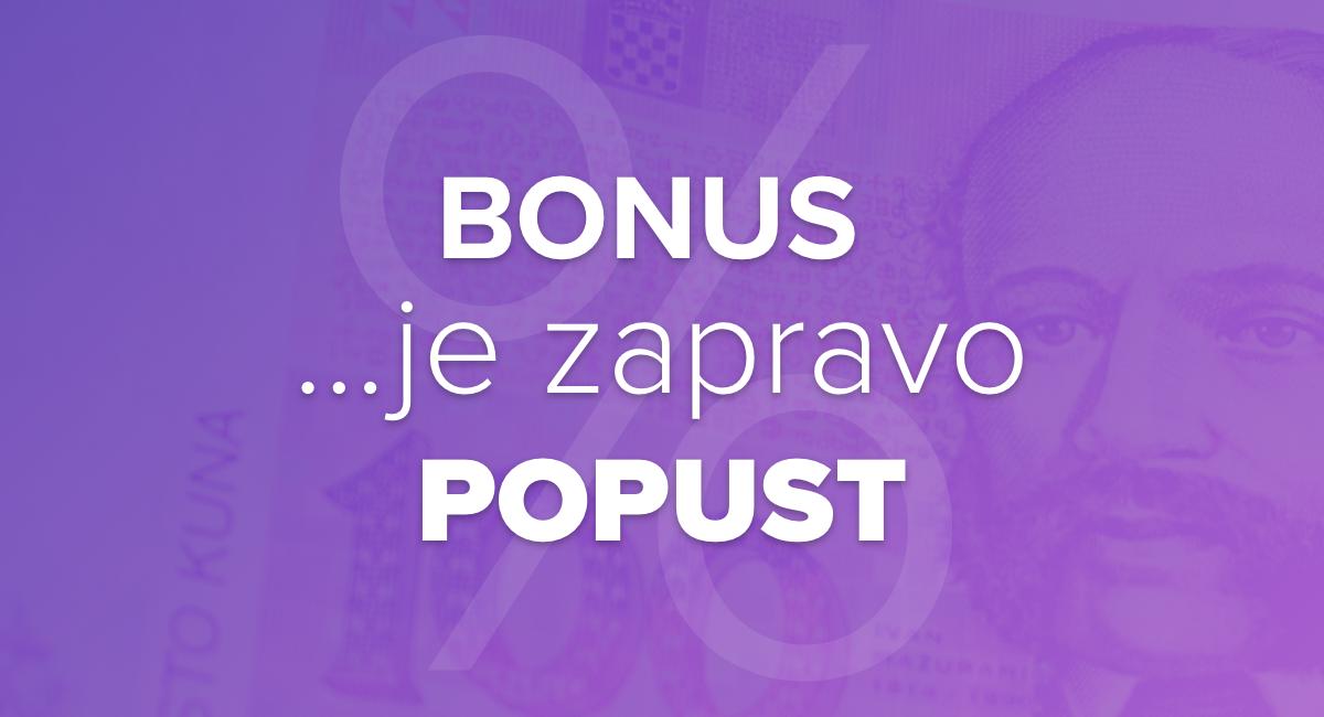 Što je bonus?