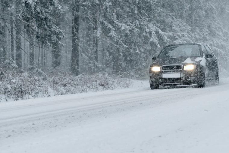 Vožnja u zimskim uvjetima