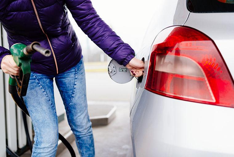 navike - benzinska