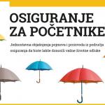 Osiguranje započetnike: Publikacija za bolje financijske odluke