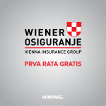 Kompare i Wiener osiguranje vam poklanjaju 10% popusta