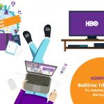 Božićna Trio akcija (TV, net, telefon) i HBO po super cijeni! Uz paket darujemo i godišnje putno osiguranje!