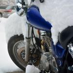 Kako pripremiti motocikl za zimu