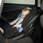 Za najveću sigurnost, autosjedalicu postavite suprotno od smjera vožnje