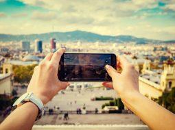 kamera na mobitelu