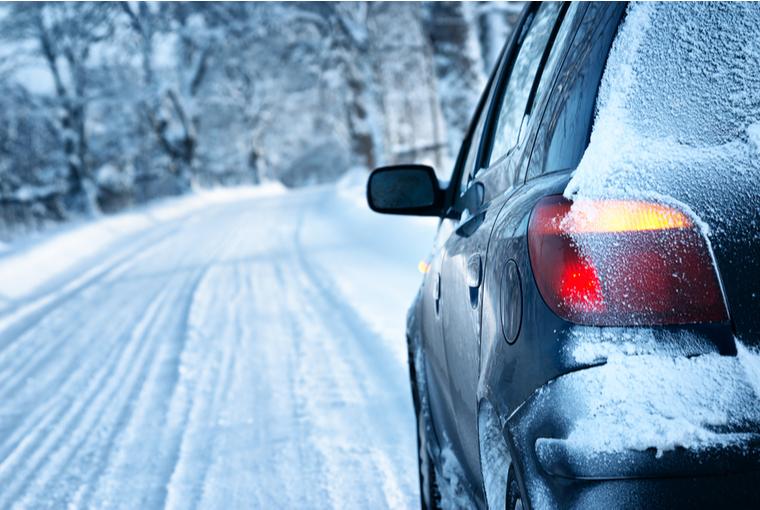 zimska vožnja