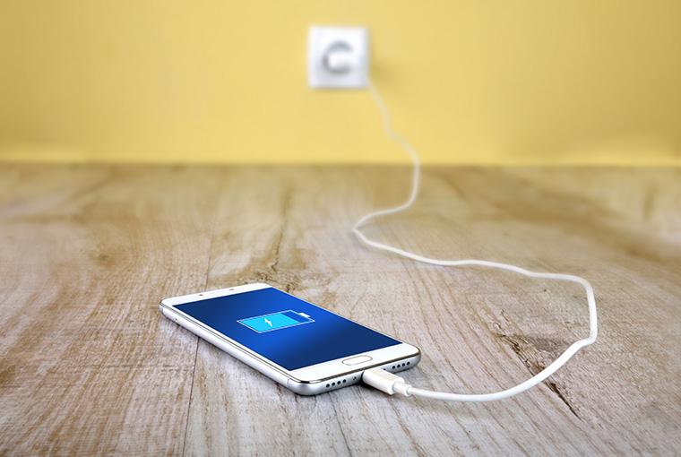 Punjenje mobilnih uređaja