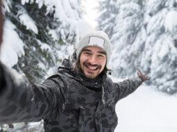 Savršena snježna fotografija