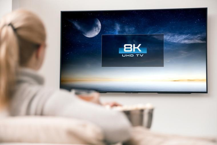8K televizori