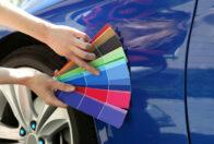 najpopularnije boje automobila