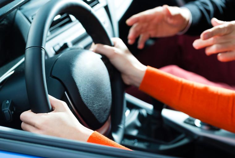 odabir auta u autoškoli